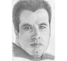 John Travolta Photographic Print