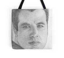 John Travolta Tote Bag