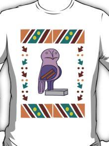 Pink Owl #1 T-Shirt