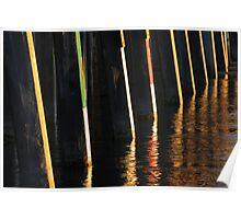 Bridge Patterns Poster