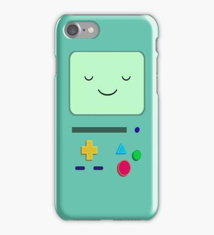 Happy BMO iPhone Case/Skin