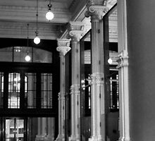 Old Post Office, St. Louis by Crystal Clyburn