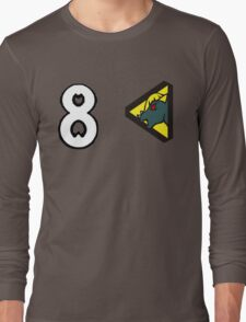 Dino Charge/Kyoryuger Graphite/Grey Long Sleeve T-Shirt