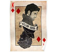 King of Diamonds: Captain Hook Poster
