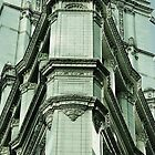 Wrigley Building, Chicago by Crystal Clyburn