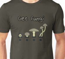 Get Fungi Mushroom Design Unisex T-Shirt