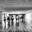 Museum at the Art Institute of Chicago by Crystal Clyburn