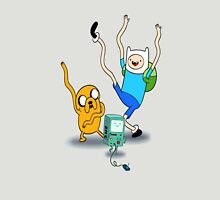 Finn, Jake & BMO Dancing T-Shirt