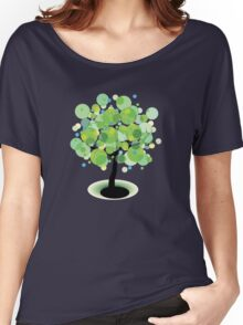 Vector Tree Women's Relaxed Fit T-Shirt