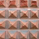 Baltimore Brickwork. by Trish Meyer
