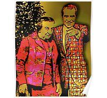 Dick & Golda Poster