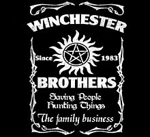 Winchester brothers since 1983 by kurticide