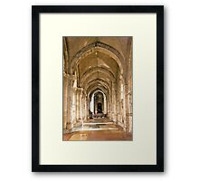 Chalon Cathedral Framed Print