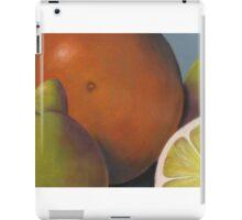 Citrus Surprise! iPad Case/Skin