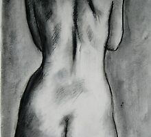 Small Nude Study by Bill Proctor