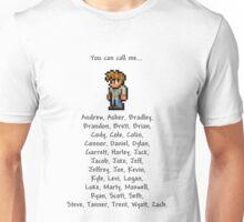 Terraria - The Guide Unisex T-Shirt