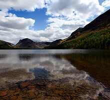 Buttermere by Norfolkimages
