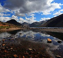 Wastwater View by Norfolkimages