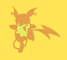 Pikachu + Raichu Evolution by Earlofjosh