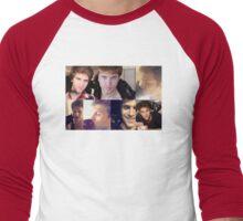 keegan and minin  Men's Baseball ¾ T-Shirt