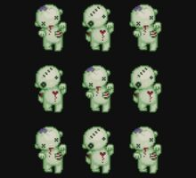 zombie hoard Kids Clothes