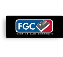 Fighting Game Community Member Canvas Print