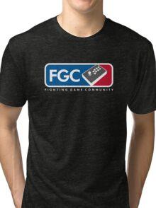Fighting Game Community Member Tri-blend T-Shirt