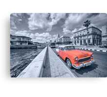 Red Havana  Canvas Print