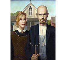American Gothic Parody Photographic Print