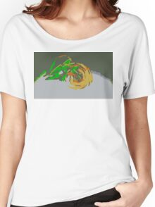 """Minimalistic Pokemon - Mega Rayquaza "" by limitedskins.com Women's Relaxed Fit T-Shirt"