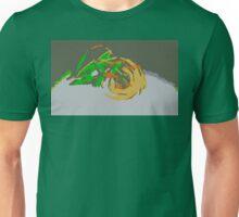 """""""Minimalistic Pokemon - Mega Rayquaza """" by limitedskins.com Unisex T-Shirt"""