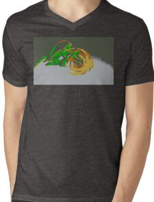 """Minimalistic Pokemon - Mega Rayquaza "" by limitedskins.com Mens V-Neck T-Shirt"