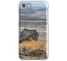 Collapsing with an Angle iPhone Case/Skin