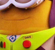 Buzz Lightyear Minion Sticker