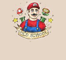 Old School Mario Tattoo T-Shirt