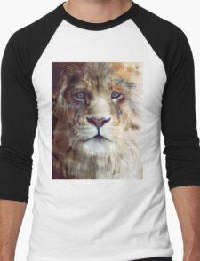 Lion // Majesty Men's Baseball ¾ T-Shirt