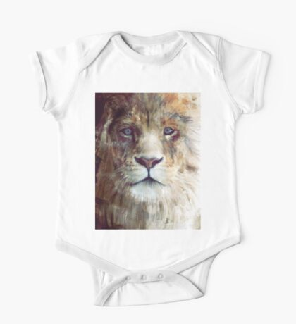 Lion // Majesty One Piece - Short Sleeve