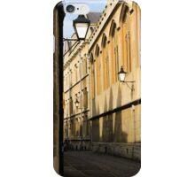Oxford Alleys iPhone Case/Skin