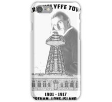 Tesla Tower iPhone Case/Skin