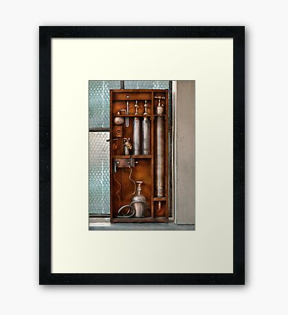 Steam Punk - The Invention  Framed Print