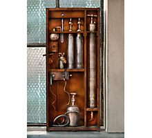 Steam Punk - The Invention  Photographic Print