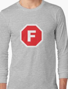 F-Stop Long Sleeve T-Shirt