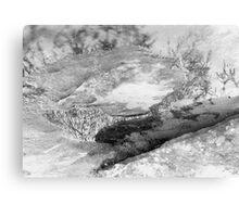 Landscape puzzle Metal Print