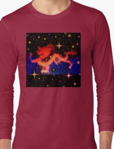 Lucky Chinese Dragon  Long Sleeve T-Shirt