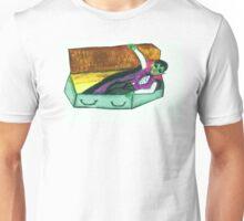 THE VAMPIRE ARISES Unisex T-Shirt