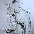 Female Nude 1 by Nicoll Heaslip
