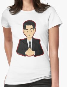 My Special Agent Womens Fitted T-Shirt