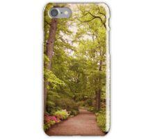 A Secret Garden iPhone Case/Skin