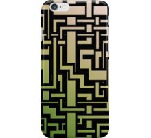 Abstract Nature Labirint iPhone Case/Skin