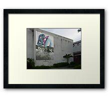 Living Oblivion Framed Print